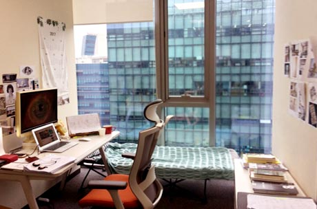 space:오펜작가전용 개인 집필실 & 회의실, 라운지. 개인공간 이미지
